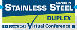 Stainless Steel World Duplex virtual conference
